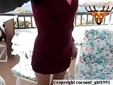 Slim Girl balcony play coconut_girl1991_111216 chaturbate REC
